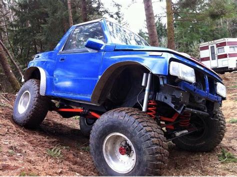 Suzuki Sidekick Crawler 93 Suzuki Sidekick Crawler Toyota Axles 35 S Coil Link