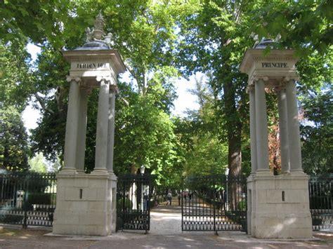 palacio aranjuez entradas jardin principe turismo en aranjuez