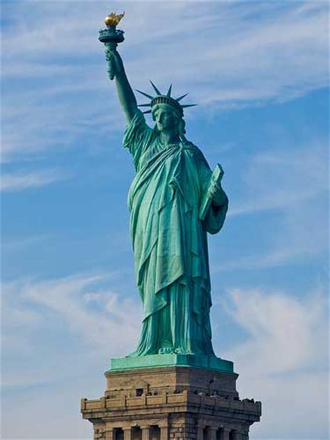 Amerika Newyork Times Liberty Patung Liberty United State vikenblog las estatuas de la libertad