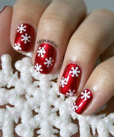 Weihnachts Nägel 2017 by 12 Green White Nail Designs Ideas