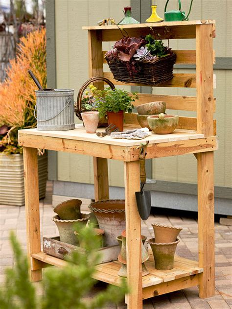 build your own potting bench make your own potting bench
