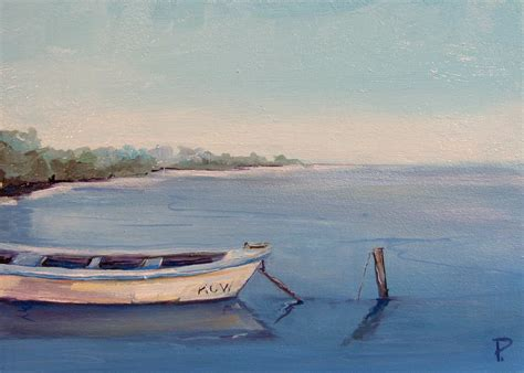 old boat parts near me paintings in oil original oil painting old fishing boat