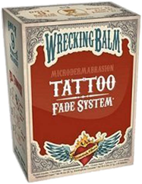 wrecking balm tattoo removal reviews in depth wrecking balm reviews does it really work a