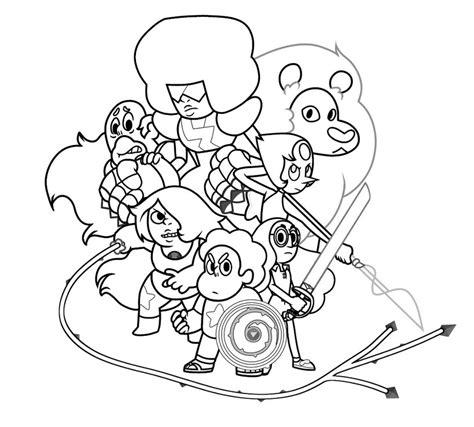 coloring page universe steven universe coloring pages coloring pages ideas
