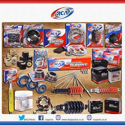 Harga Spare Part Rca rca sparepart motor berkualitas terbaik di indonesia oleh