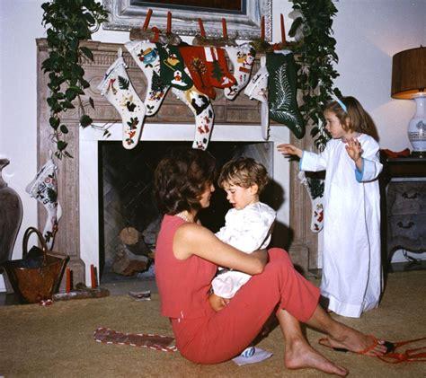 Caroline Kennedy S Children by Jacqueline Kennedy S Feet