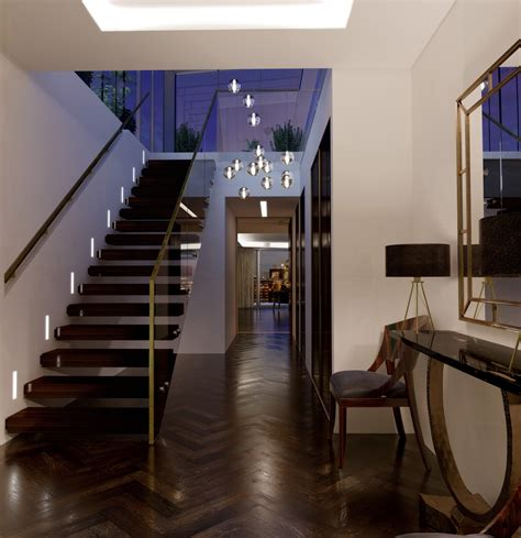 Tower Bridge Interior by One Tower Bridge Interiors By Associates