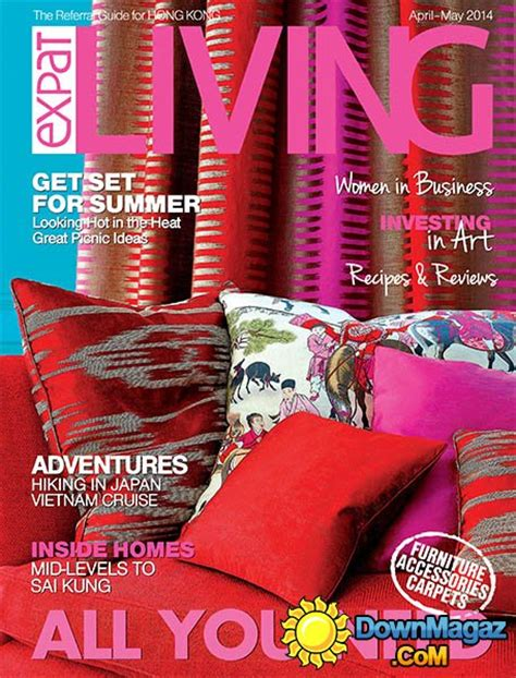 country homes interiors may 2014 187 download pdf magazines magazines commumity expat living hong kong april may 2014 187 download pdf