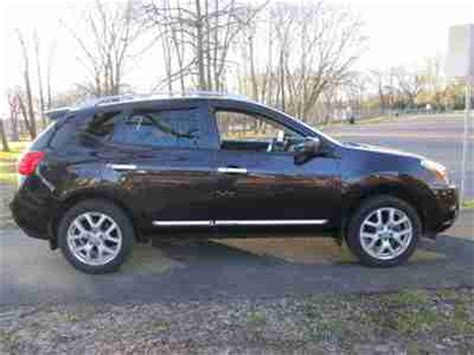 fully loaded nissan rogue purchase used 2011 nissan rogue awd 4wd fully loaded