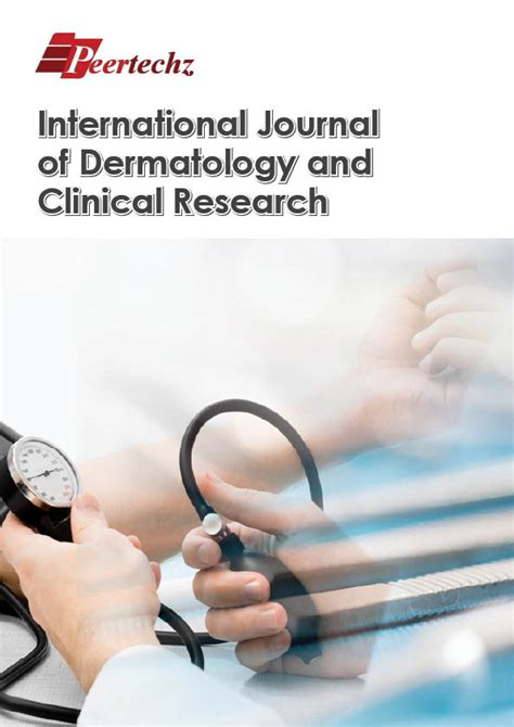 Research Letter Journal Of Dermatology Browse By Discipline Open Access Publication Peertechz