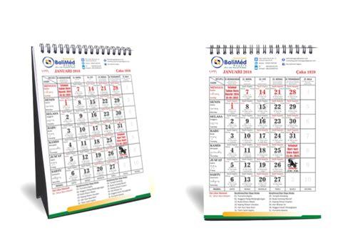 Kalender Meja 13 Halaman cetak kalender meja atau kalender duduk di denpasar bali g artworks artworks and printing