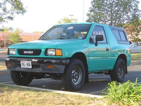 how to learn about cars 1992 isuzu amigo parking system 1992 isuzu amigo information and photos momentcar