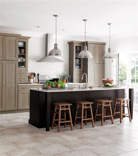 martha stewart introduces textured purestyle kitchen kitchen week at the home depot design solutions and