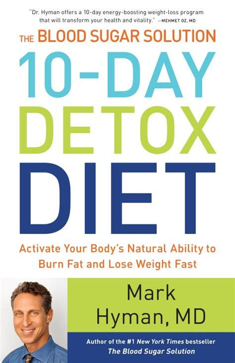 10 Day Detox Diet Plan by Dr Hyman Shows How To End Deadly Sugar Addiction