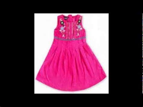 design dress youtube latest baby girl dress designs youtube