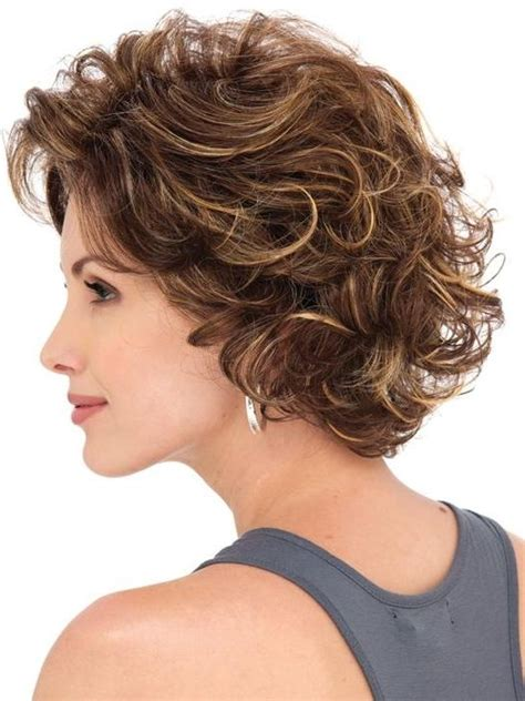 15 Ideas of Short Haircuts For Women Curly