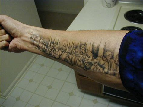 tattoo jesus forearm christian tattoo ideas crosses fish jesus praying