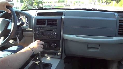 electric and cars manual 2008 jeep liberty transmission control 2008 jeep liberty test drive look through youtube