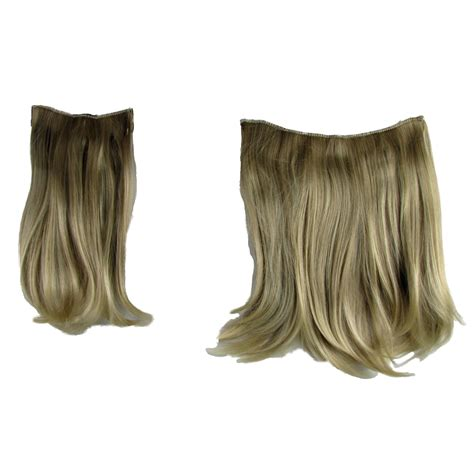 keith urban clip extensions inhair hair extensions clip in 2 piece pop sandy blonde straight