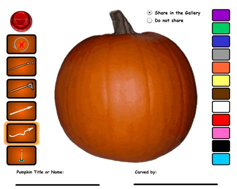 pumpkin carving games tech coach halloween interactive online games and more