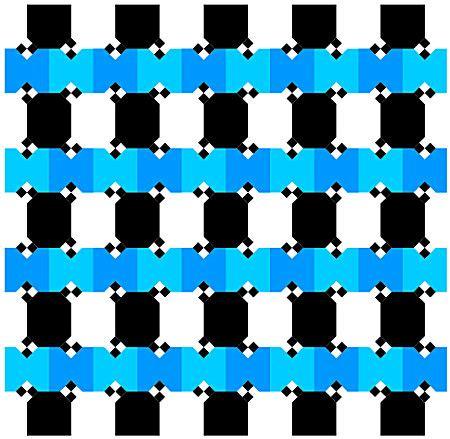 ilusiones opticas lineas paralelas lali pi 241 eiro castilla nuestro cerebro nos enga 209 a
