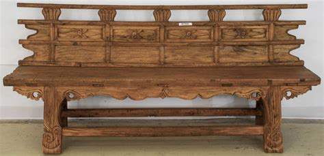 oriental benches oriental antique rustic bench asian indoor benches