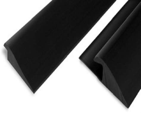 Rubber Floor Transition Strips by Rubber Transition Flooring Accessories Mikes Flooring