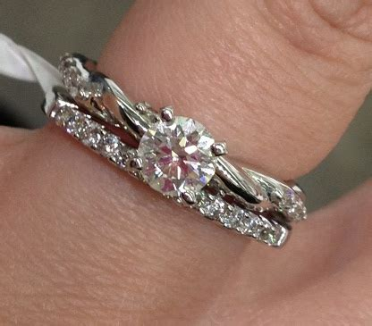 2013 brides share your wedding bands weddingbee page 2