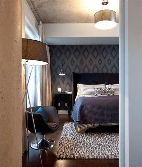 muster schlafzimmer tapeten im schlafzimmer 26 wohnideen f 252 r akzentwand