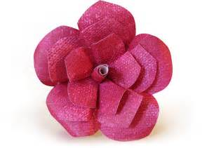 Flower Craft With Paper - paper flower crafts elec intro website