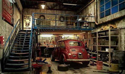 garage picture   day