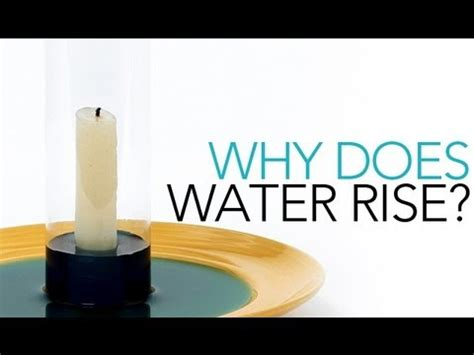 why does water rise sick science 001