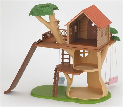 Sylfanian Tree House sylvanian families tree house baumhaus