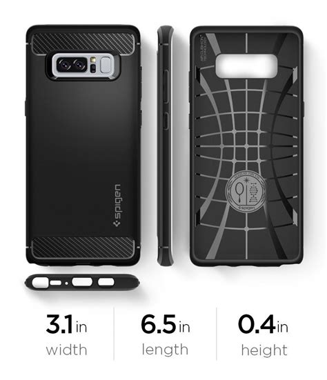 Spigen Rugged Clear For Samsung Note 8 Original samsung galaxy note 8 spigen price in pakistan homeshop