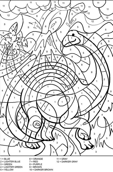 abstract coloring pages pinterest color by number by cloudsfall deviantart com on