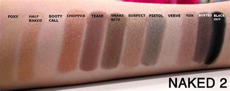 4 Naked4 Decay Eyeshadow Fc decay naked2 reviews photos ingredients makeupalley