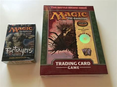 Magic The Gathering Black Starter Deck by Magic The Gathering Starter And Expert Level Decks