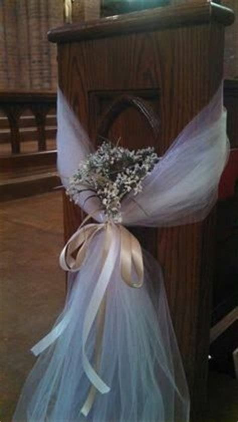 how to make bows for church pews