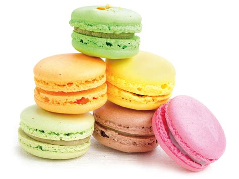 best macarons in chocolate macaroons macarons recipe dishmaps