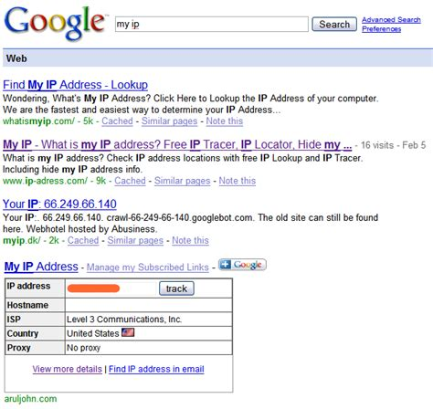 Address Check Lookup My Ip Address Myideasbedroom