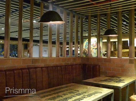 design concept kolkata kolkata interior designer bikers cafe by icon projects