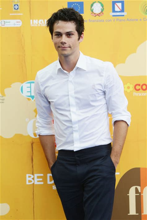 dylan o brien film dylan o brien pictures giffoni film festival day 4 zimbio
