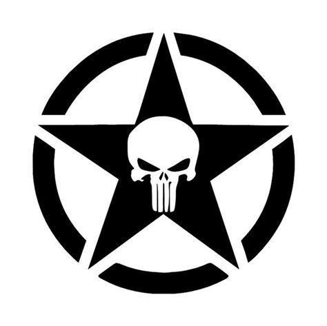 Jeep Punisher Decal 1000 Images About Jeep Accessories On Vinyls