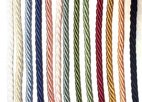 cordone per tende cordone passamaneria cordoncino tenda tappezzeria prezzo