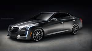 Cadillac Cts Aftermarket Wheels 2014 Cadillac Cts On Aftermarket Wheels Clublexus