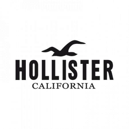 Hollister Logo Graphic Large hollister california logo vector eps for free
