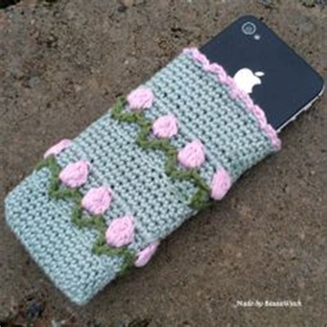 Casing Handphone Flower Pattern Iphone 44s55s 1000 images about needlework knit crochet device covers on kindle cover crochet