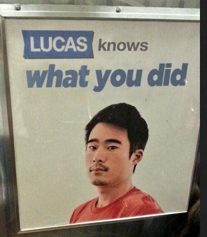 Lucas Meme - lucas knows know your meme