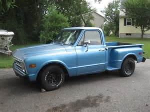find used 1969 chevy c10 stepside bed up in