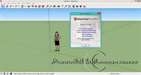 tutorial google sketchup pro 2014 google sketchup pro 2014 14 1 1282 full crack anakbulan com